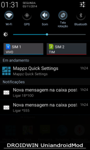 Ongoing Notification Changed